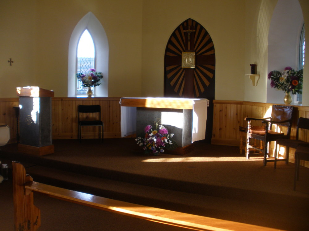 Our Lady & St. Joseph, Kirkwall - Sanctuary