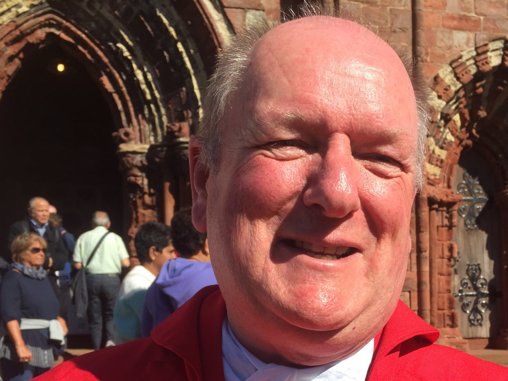 Magnus 900 Mass - 30th July 2017 - St Magnus Cathedral